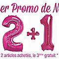 Promo de noël sur www.nails-company.fr