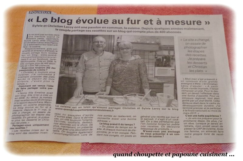 article vosges-matin