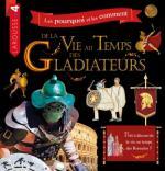 La vie des gladiateurs couv