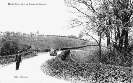 EPPE-SAUVAGE-Route de Liessies