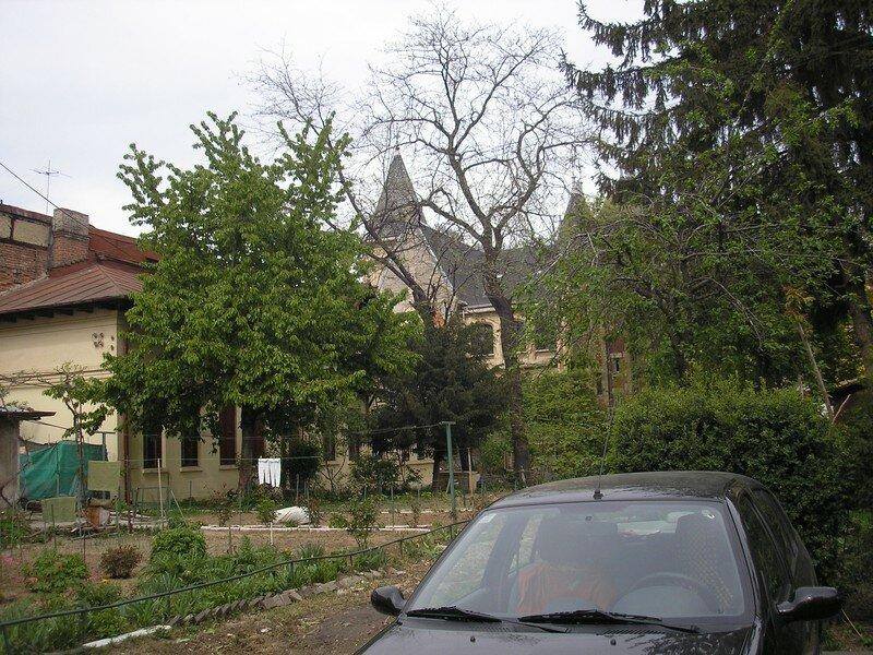 194, cal. Victoriei: C. Trubetzkoi's House where Liszt lived and