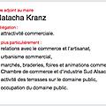 Avis de recherche : mais où est donc passé l'adjointe au commerce de #mulhouse ? #allopradel
