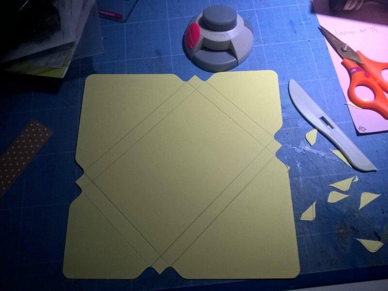 tuto enveloppe 3D15