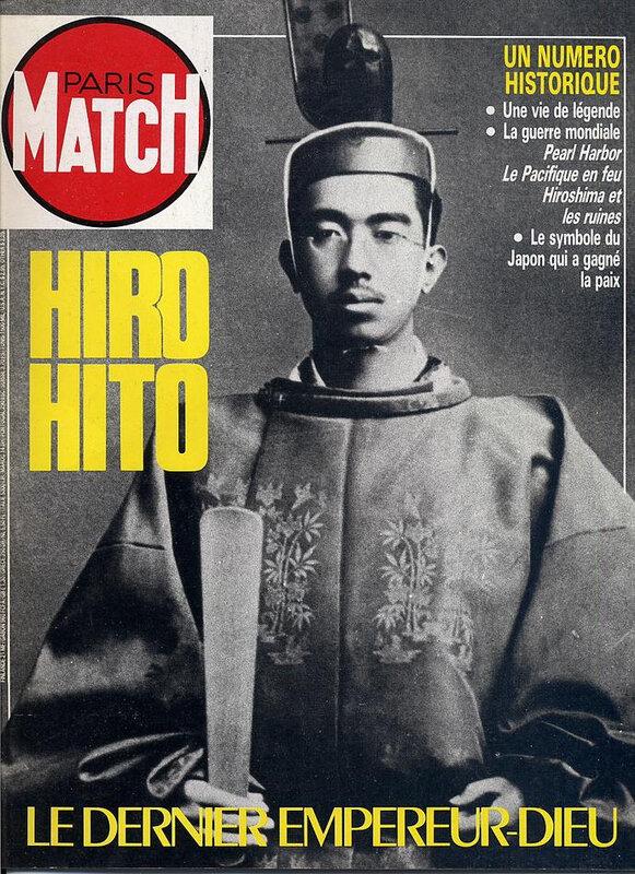 Canalblog Hirohito Paris Match01