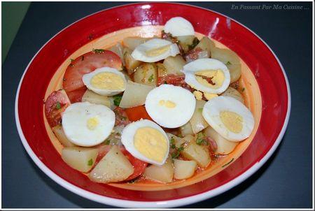 salade top sauce Mona