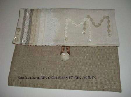 POCHETTE MARIE MAD FACE