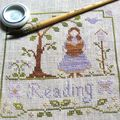 Reading de little house needleworks