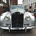 Rolls-royce silver cloud ii (1959-1962)