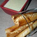 Soupe de poireaux et ses bâtonnets fromagers