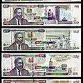 [j-10] monnaie et change au kenya