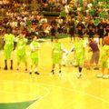 1/2 finale playofs 2009 - ASVEL-Nancy Belle - Présentation des équipes