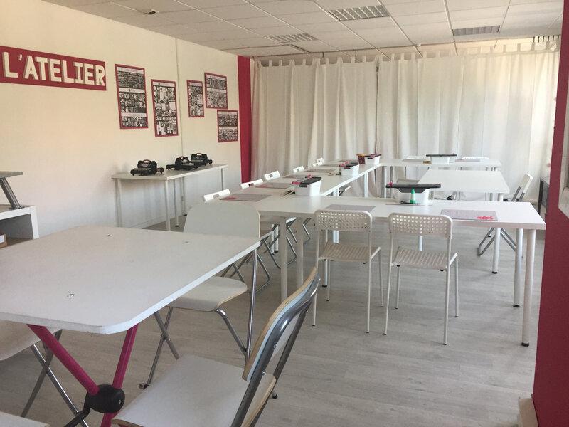 L'Atelier 4enSCRAP