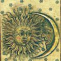 Le soleil et la lune font incessamment la course sans jamais gagner.