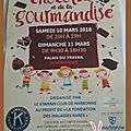 Un salon gourmand