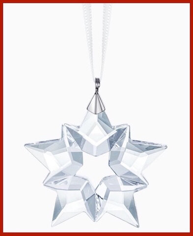 swarovski decoration sapin noel 7