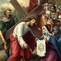 6 Véronique essuite le Visage de Jésus