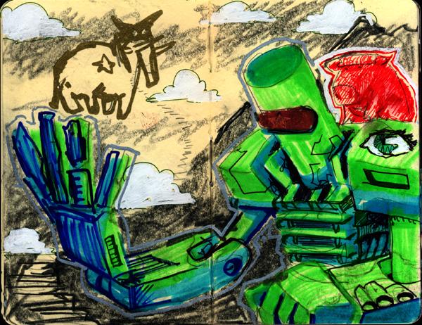 robot_vert