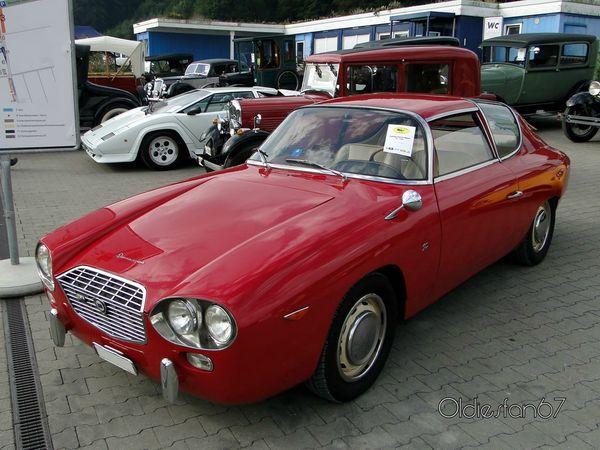 lancia flavia sport zagato 1967 a