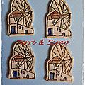 Les moulins des îles grecques