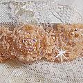 Bracelet idylle beauty