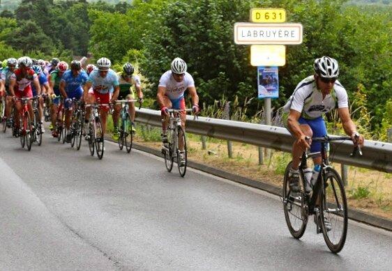 UFOLEP CHAMPIONNAT FRANCE CYCLISME 2015 Luigino Chiarappa