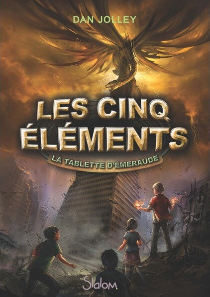 #Dec02 - les cinq elements