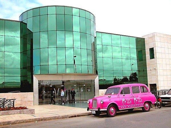 Méga mall Rabat
