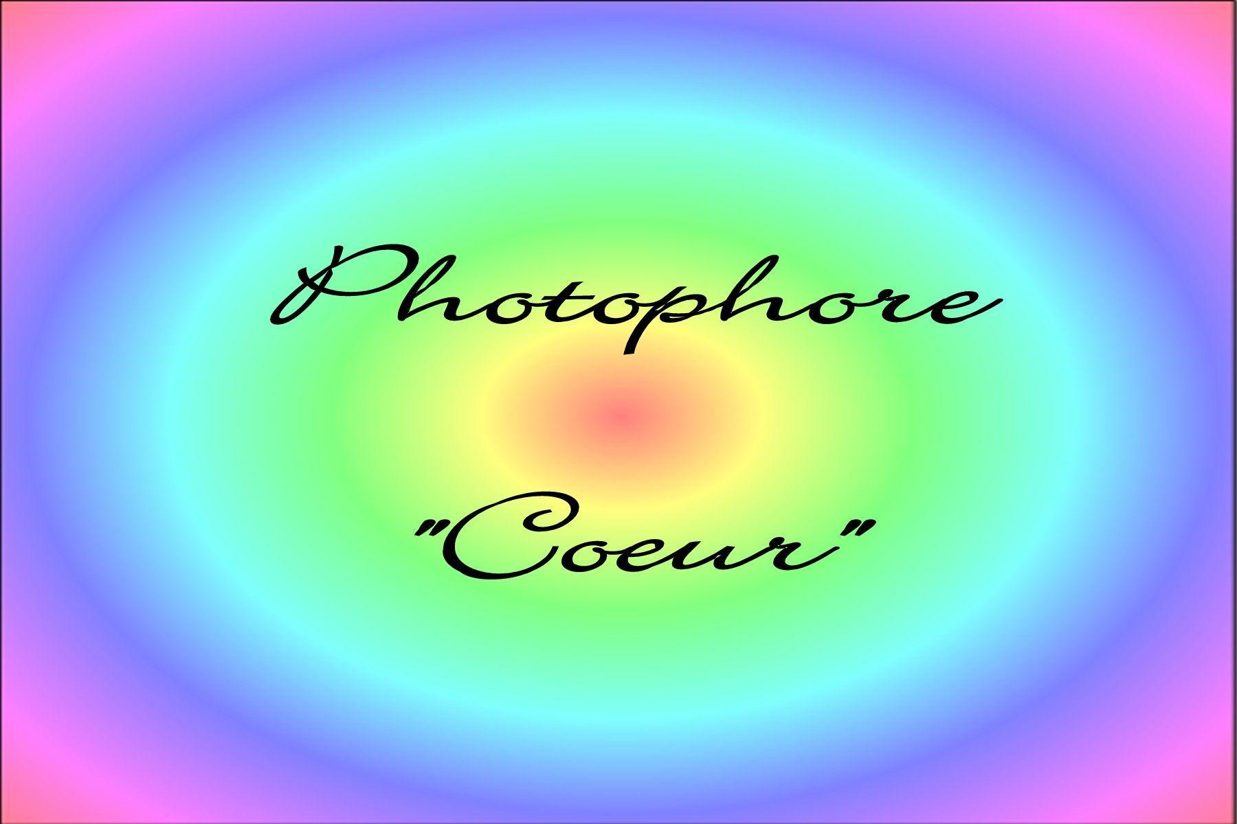 photophore coeur