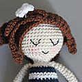 Namdoll -poupée crochet