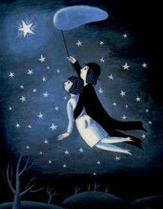 Peynet étoiles