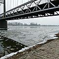 Pont et glace