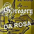 Le mois de ... gregory da rosa