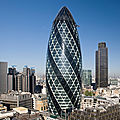 30 st. mary axe - londres - royaume-uni