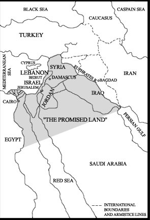 israel yinon Eretz-Israël