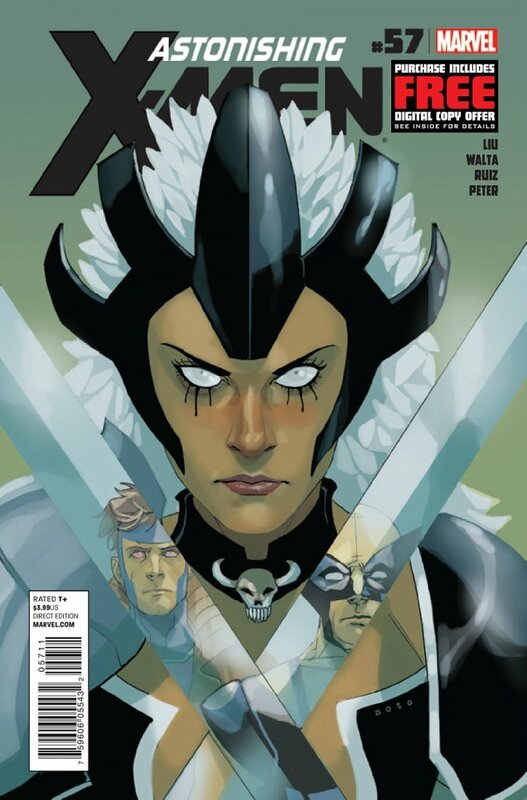 astonishing x-men 57
