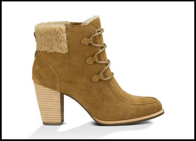 ugg australia analise bottines fourrees 1