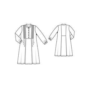 BURDA 125 (05-2010) Robe 101 2