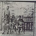 Famille Robert et Suzanne BURCK