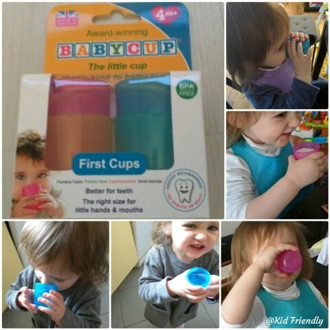 Babycup ©Kid Friendly
