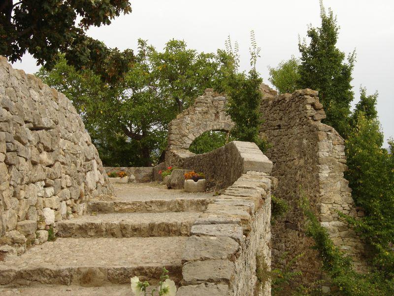 Bargème-Escaliers