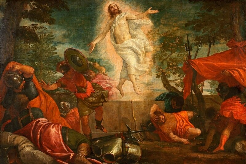 Paolo Veronese, The Resurrection of Christ, about 1580