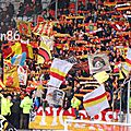[photos tribunes] nancy - lens, saison 2013/14