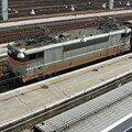 BB 9240 arrivant à Montparnasse