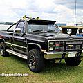 Chevrolet silverado c10 de 1984 (retro meus auto madine 2012)