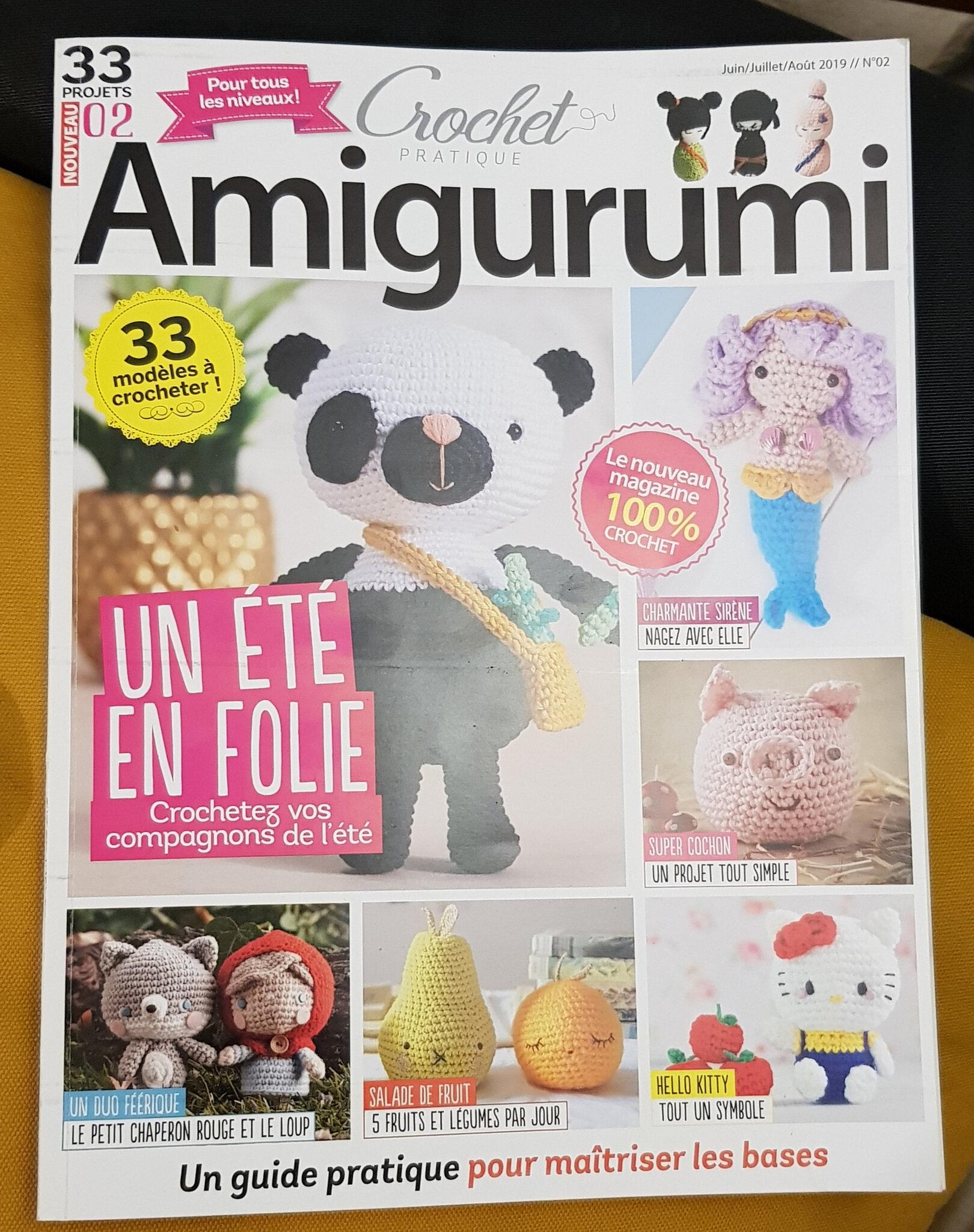Mag. no. 18 Cocooning - Bergère de France | 2048x1620