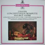 Album Joseph Haydn Concerto Trompette Maurice Andre_L