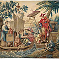A beauvais tapestry