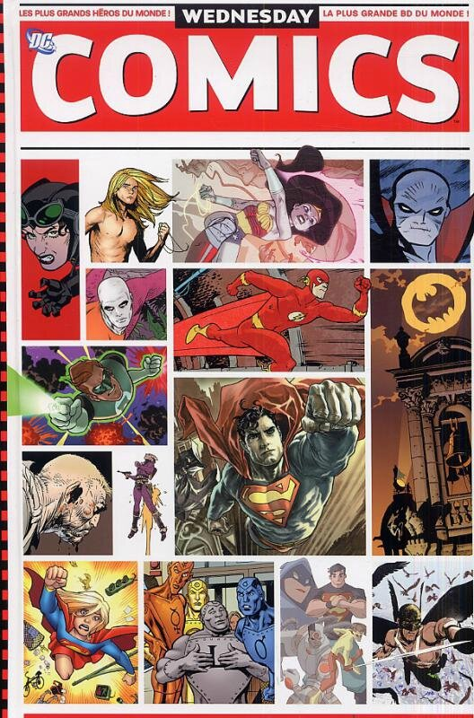 Panini DC : Wednesday Comics