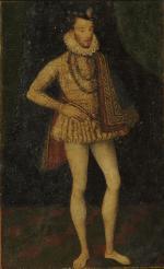 Portrait d'Henri III en pied vers 1576