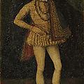 Le portrait d'henri iii par jean decourt (1576)